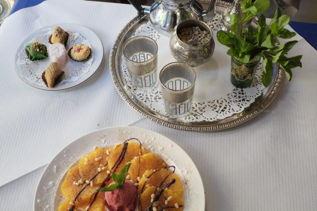 Dessert tunisien