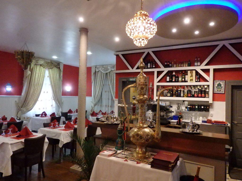 Restaurant tunisien