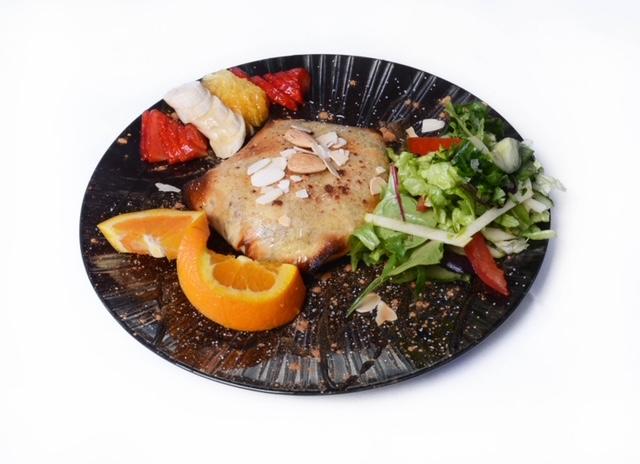 Pastilla aux fruits de mer (sur commande)